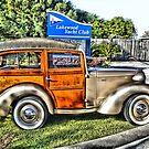 1940 Bantam Woodie Station Wagon  by SuddenJim