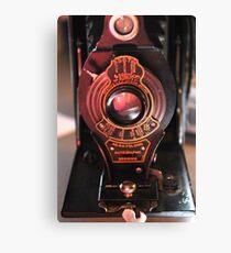 Autographic Brownie Folding Camera 2 Canvas Print