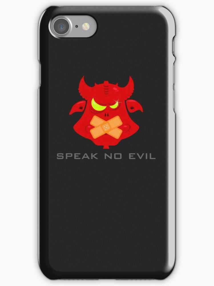 Speak no evil VRS2 by vivendulies