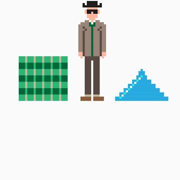 Breaking pixel by DannyBastard