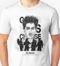 Gozer Says Choose (1-color tee) Unisex T-Shirt