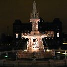 The Doulton Fountain, Glasgow by ElsT