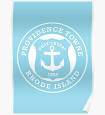 Providence Towne // America League // PCGD Poster