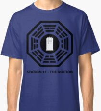 Station 11 - The Doctor  Classic T-Shirt