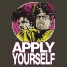 Apply Youself by Messypandas
