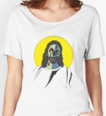 Zombie Jesus [without text] Women's Relaxed Fit T-Shirt
