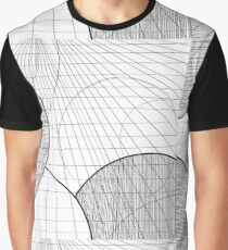 circles with lines Graphic T-Shirt