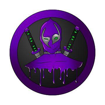 Purple Ninja by Tobytang2