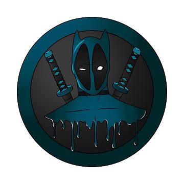 Blue Ninja by Tobytang2