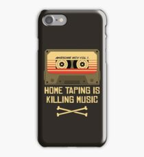 Guardians of the Music Industry iPhone Case/Skin