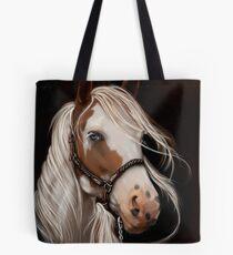 Soul Seeker Horse Art  Tote Bag