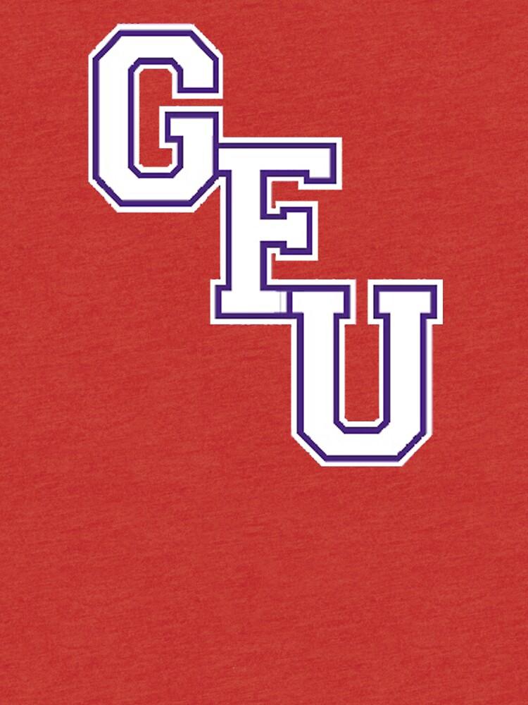 GFU College Style II by GloryFansUnited