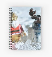 Incognito Spiral Notebook