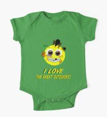 Ropa Para Niños Y Bebés Happy Face Redbubble - icon friendly 01 roblox faces tongue out clipart clipart