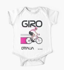 GIRO D'ITALIA One Piece - Short Sleeve