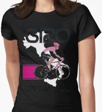 GIRO D'ITALIA Womens Fitted T-Shirt