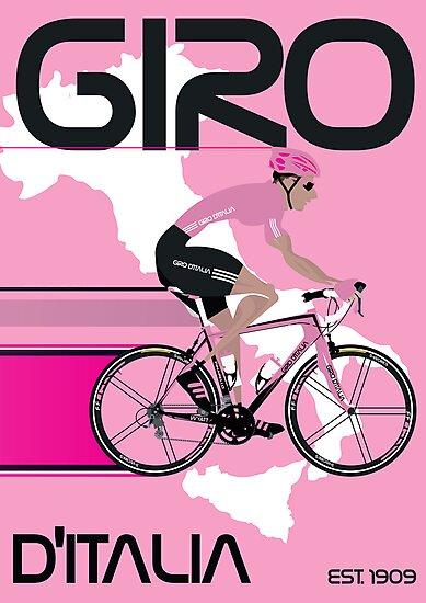 GIRO D'ITALIA by Andy Scullion