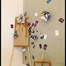 Easel shapes by Aaran Bosansko