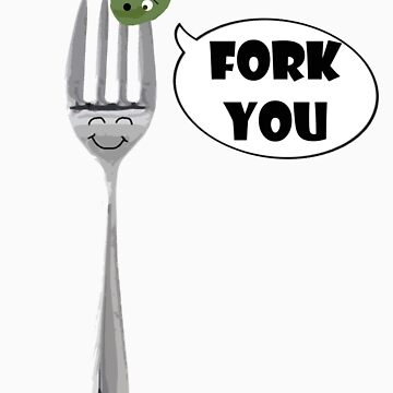 Fork you by Amorgane