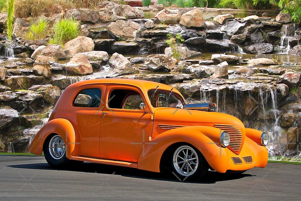 1938 Willys Sedan by DaveKoontz