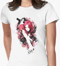 Redheaded Corset T-Shirt