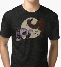 Snuffy The Vampire Slayer Tri-blend T-Shirt