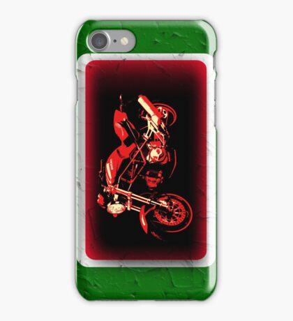 Il Mostro iPhone case and sticker iPhone Case/Skin