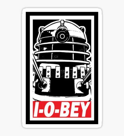 I-O-BEY ('74) Sticker
