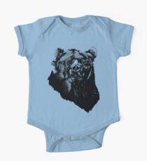 Bear Sketching Kids Clothes