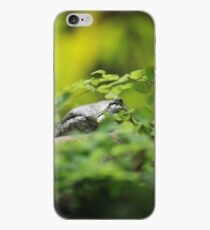Frog camuflage iPhone Case