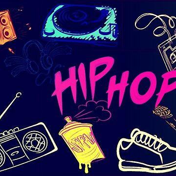 HIP HOP  by VMMGLLC