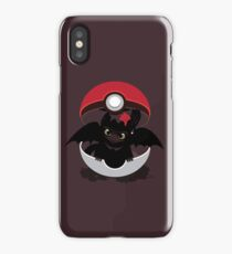 How To Catch Your Dragon iPhone Case