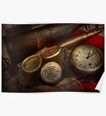 Steampunk - War - Remembering the war Poster
