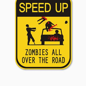 Speed Up for Zombies by Deividas