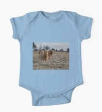 Cows One Piece - Short Sleeve