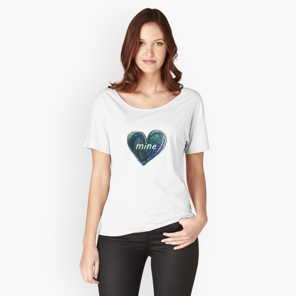 My own heart Women's Relaxed Fit T-Shirt Front
