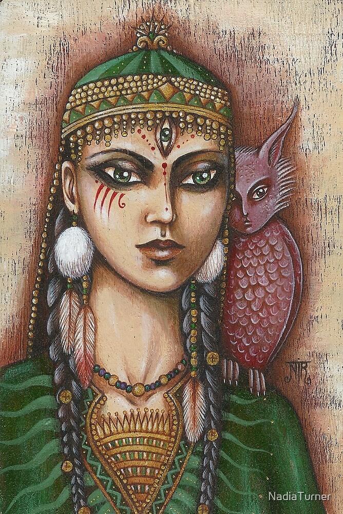 Anya and Soonkar by NadiaTurner