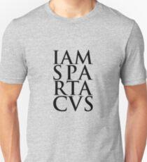 Spartacus - I Am Spartacus T-Shirt