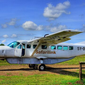 Safari Link - From Nairobi to Masai Mara by Charuhas