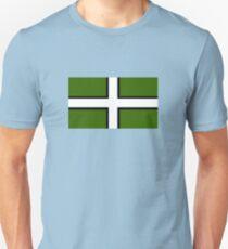 Flag of Devon Unisex T-Shirt