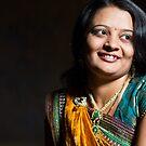 """Beauty Within"" - My Wife Purvi by Biren Brahmbhatt"