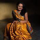 Traditional Attire of India women by Biren Brahmbhatt