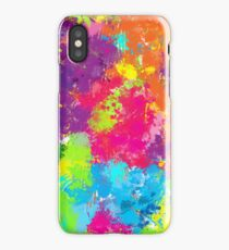 Colors Everywhere iPhone Case