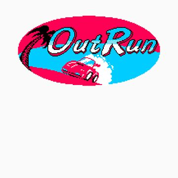 OutRun The 80s by vgjunk