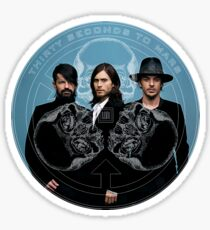 thirty seconds to mars  Sticker