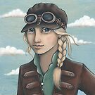 Sky Captain by NadiaTurner