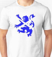 Scottish Rampant Lion Unisex T-Shirt