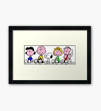 peanuts! Framed Print