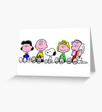 peanuts! Greeting Card