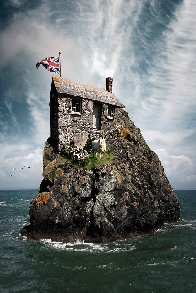 Little Britain by ajgosling